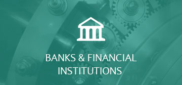 banks & financial institutions